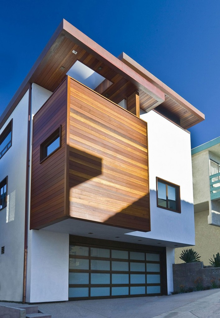 35 Stunning Contemporary Living Room Design Ideas: Stunning Contemporary Home By Lazar Design/Build