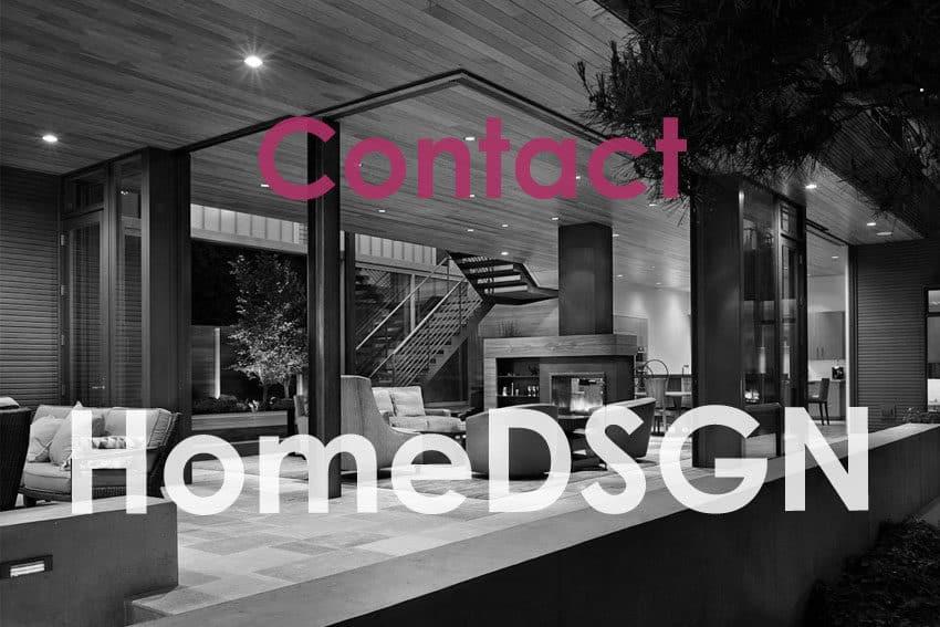 Contact HomeDSGN