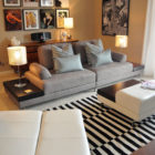 Before & After: Coxford Condo Living Room