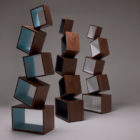 Equilibrium Bookcase by Malagana Design Defies Gravity