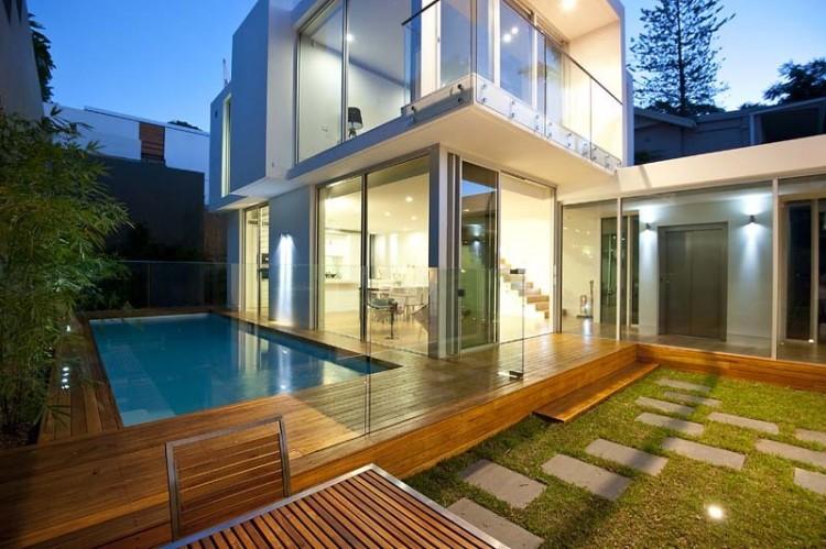 Contemporary Fairfax House In Sydney