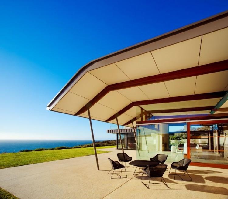 Patio Living Perth: Injidup Residence By Wright Feldhusen Architects