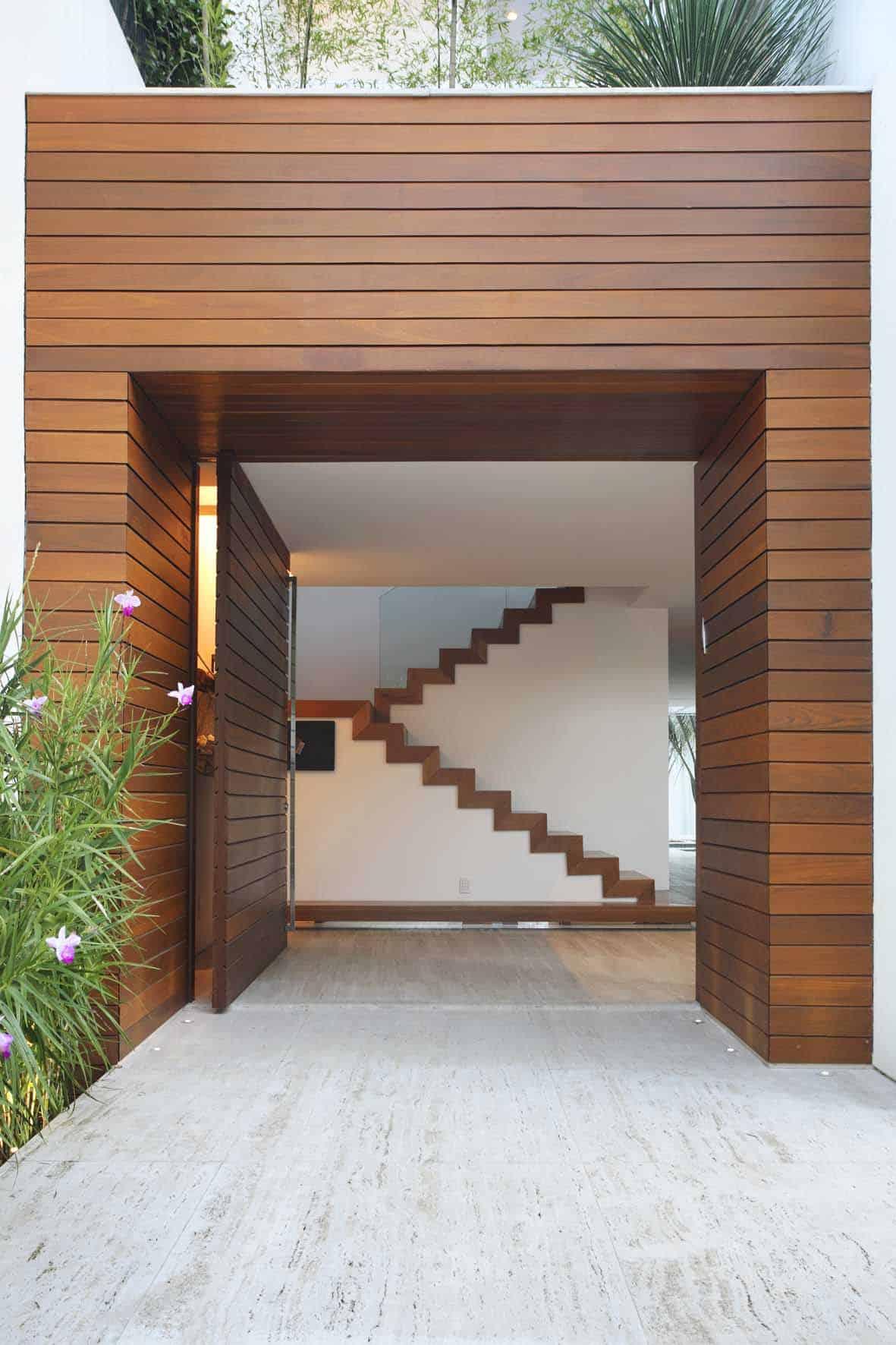Leblon House By Progetto Architetura Interiores
