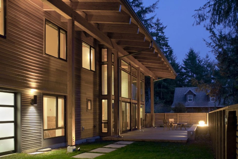 The Wooden Mulligan Residence by Scott Edwards Architecture (2)