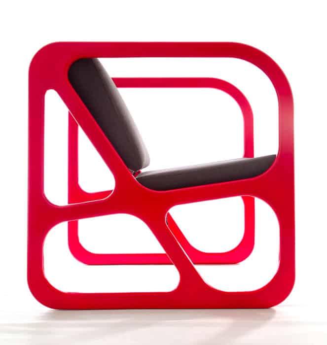 Obivan Modern Armchair by Naif Design