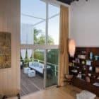 Contemporary renovation of the Mid Century Pasinetti Residence