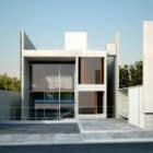 Querosene House, a Modern Concrete Residence by GrupoPS