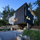Stonehawke Modern House by Base Architecture