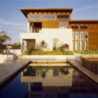 The Hilltop House by Safdie Rabines