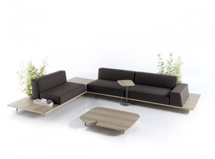 The MUS, a Contemporary Modular Sofa by Francesc Rifé