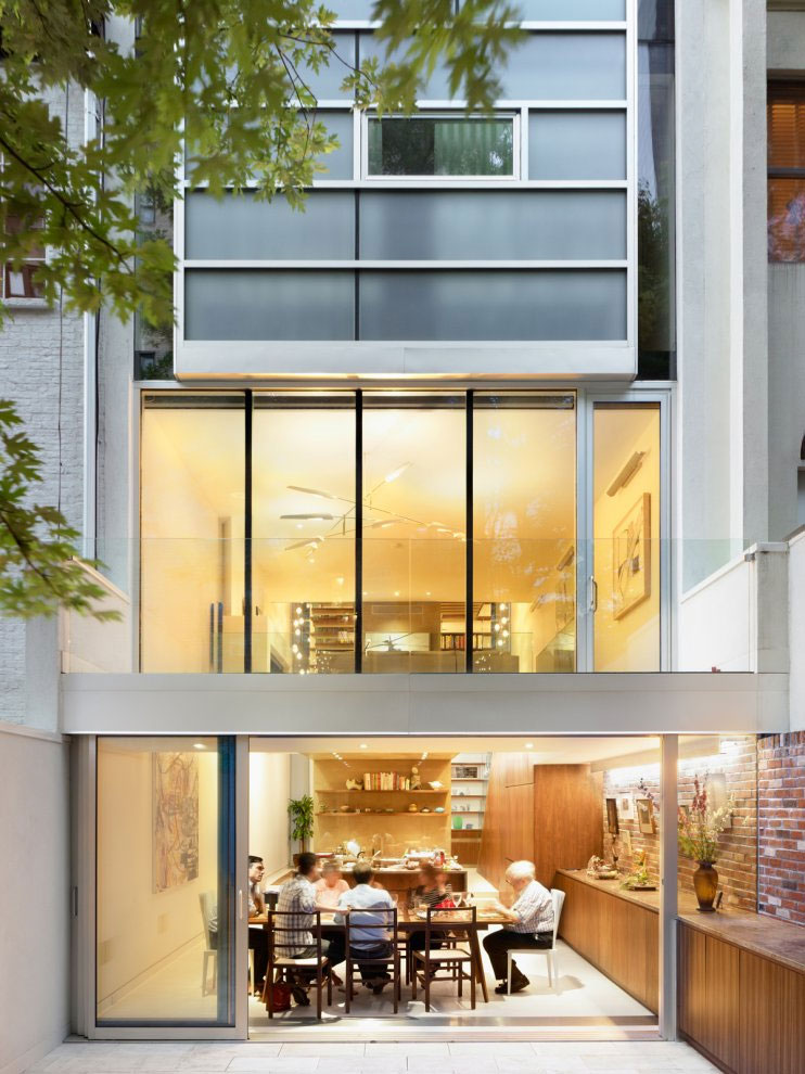 Urban Townhouse by GLUCK+ (3)