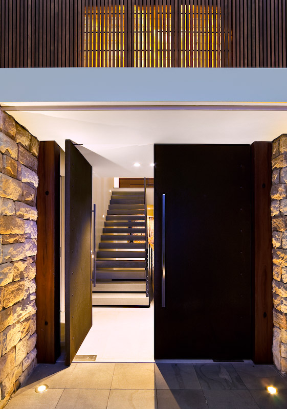 Gainesville Luxury Designer Home: Warringah House By Corben Architects