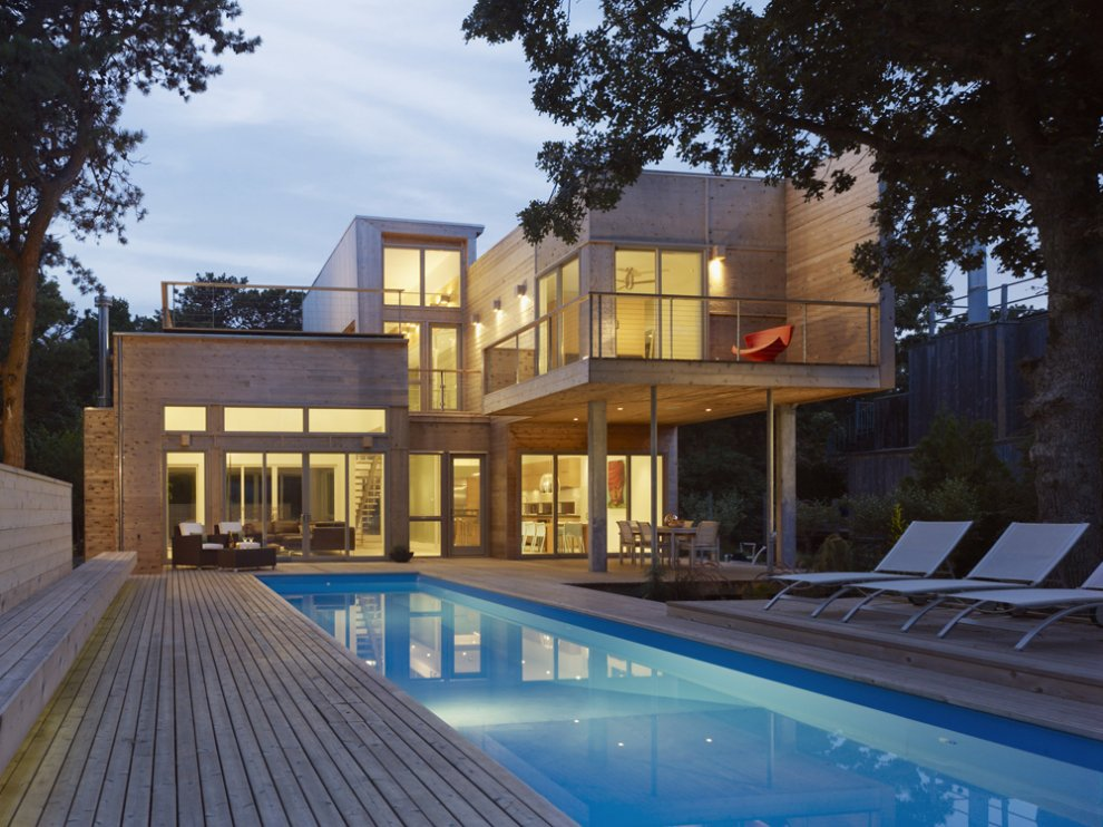House in The Pines by Studio 27 Architecture