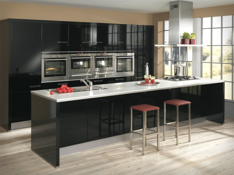 Get Inspired : 25 Modern Kitchen Designs by Ixina