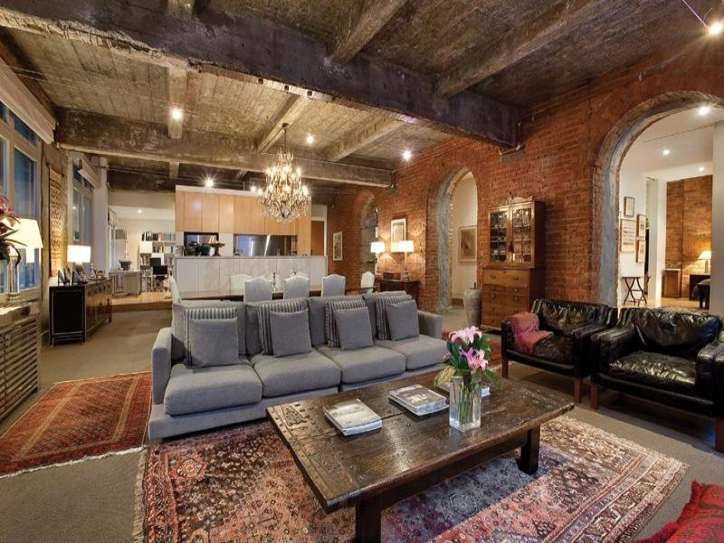 Beautiful Warehouse Conversion in Melbourne