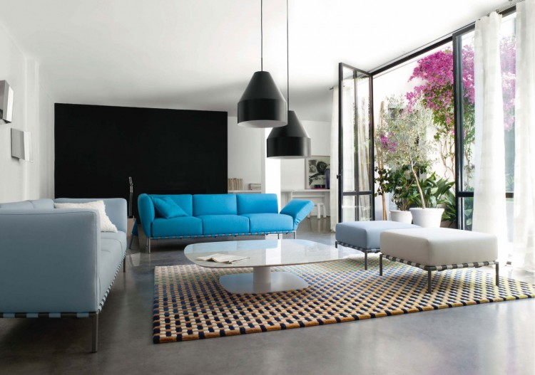 . Contemporary Living Rooms  Ideas and Inspiration from Ligne Roset
