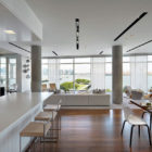 Downtown Manhattan Loft Renovation by Shelton, Mindel & Associates