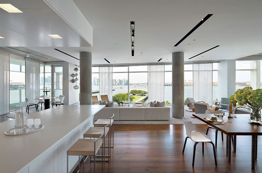 Fabuleux Manhattan Loft Renovation by Shelton, Mindel & Associates ZD06