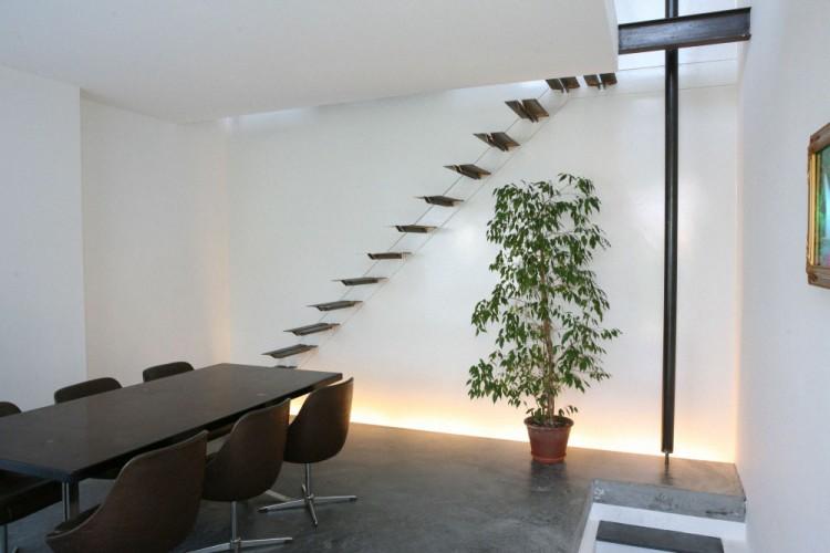 Mini Maison By Vanden Eeckhoudt Creyf Architectes