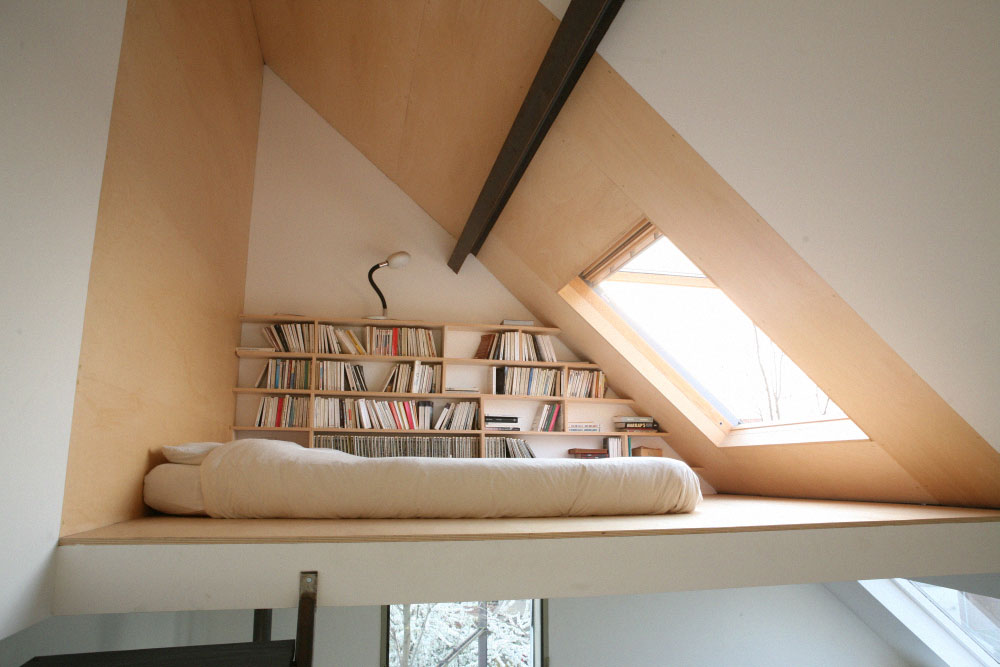 Mini-Maison by Vanden Eeckhoudt-Creyf Architectes