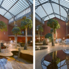 Pons and Hout Office in Paris