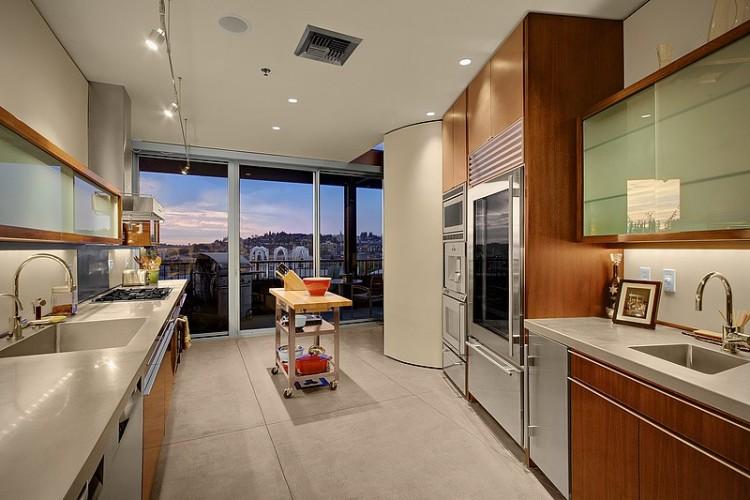 Beautiful Penthouse Loft In Seattle