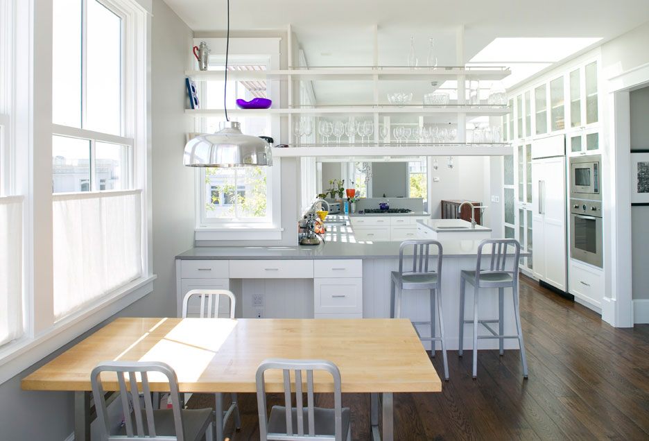 Victorian Remodel in San Francisco