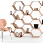Polygon Shelving Unit by Luka Stepan