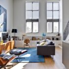 Riverdale Loft by Beauparlant Design