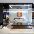 Serrano Apartments: Amazing Urban Remodeling in Madrid by A-cero