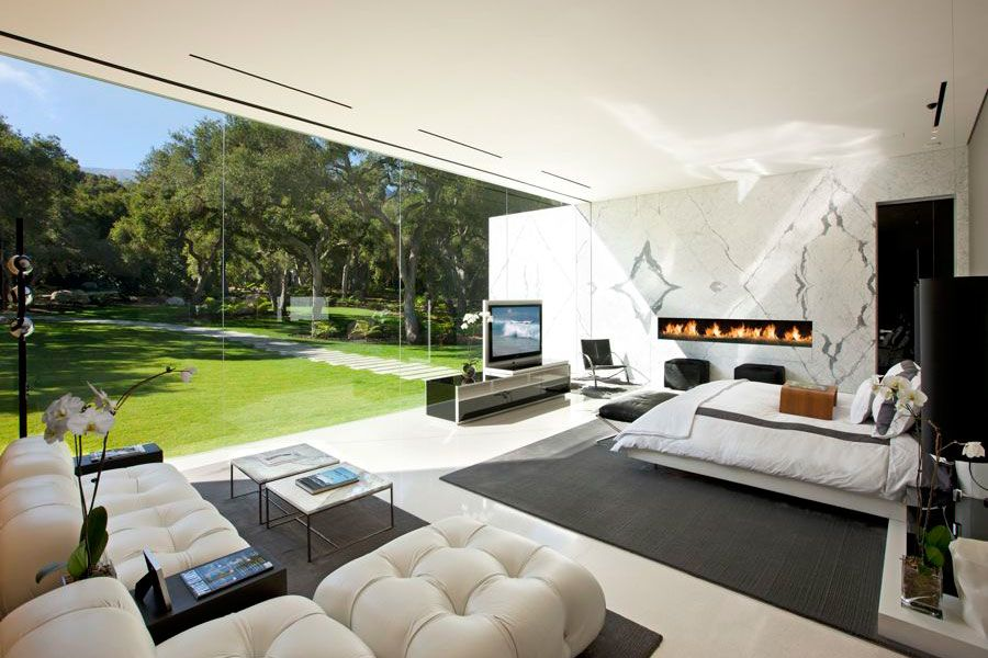 Ultra Modern Home Interiors Room Ideas