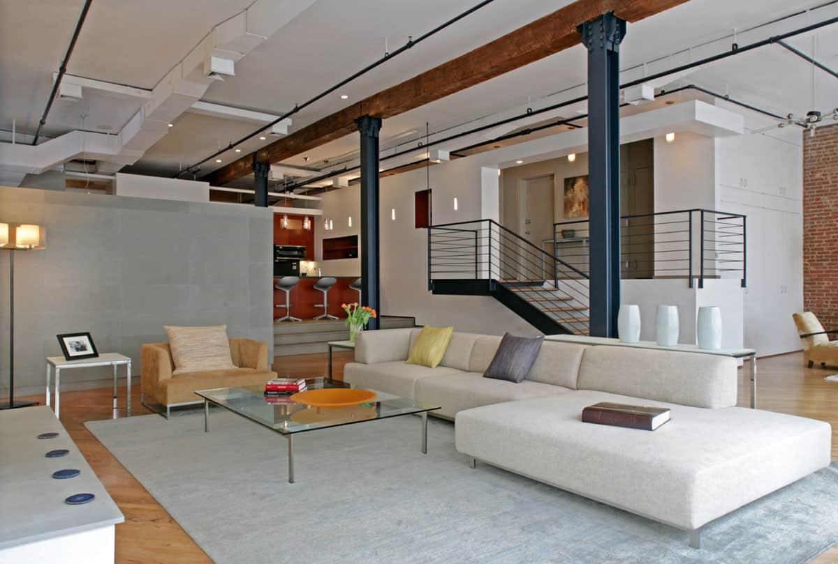 The W/G Loft by Rodriguez Studio Architecture P.C.