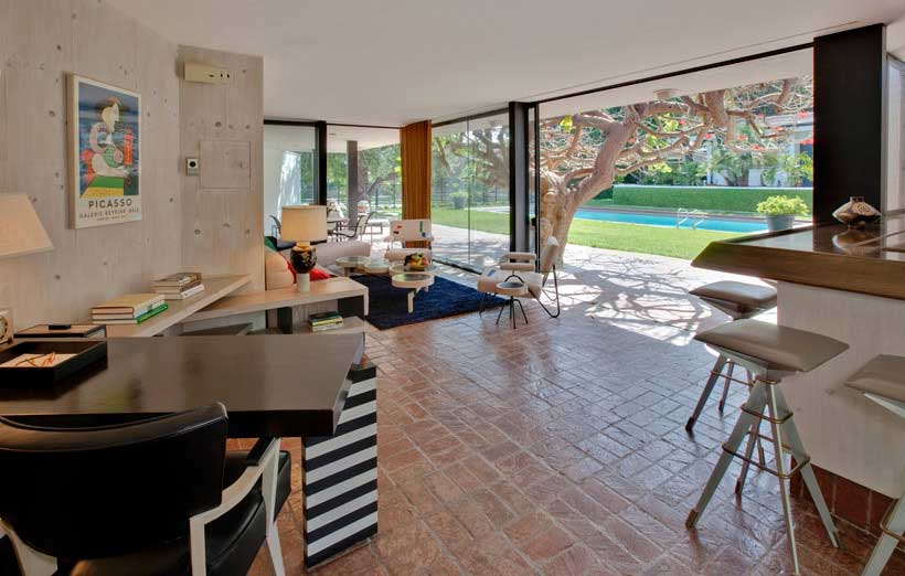 Brody House, a Modernist Residence by Archibald Quincy Jones