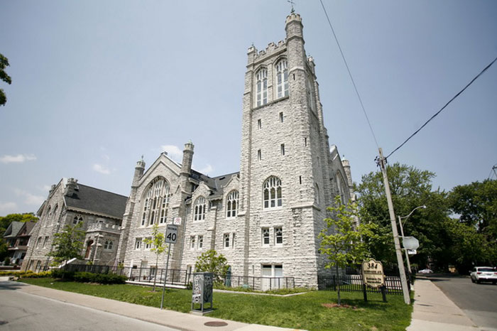 Divine Church Conversion in Toronto