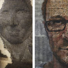 3D Screw Portraits by Andrew Myers