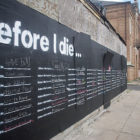 Urban Art: Before I Die... In Nola by Candy Chang