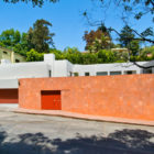 Spectacular Luis Barragán Fountain Home Remodel by Tim Cambell