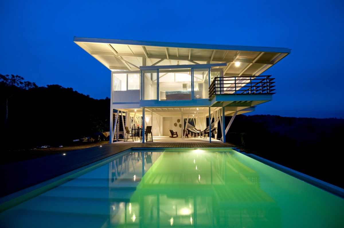 Beautiful Secluded Home in Costa Rica by Robles Arquitectos