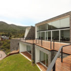 Beautiful House on the Mountain by Alric Galindez Architects