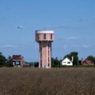 Chateau d'Eau: Water Tower Conversion by Bham Design Studio
