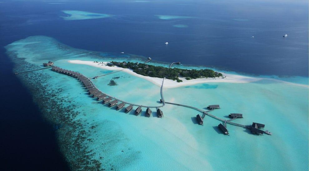 Cocoa Island Resort in Maldives