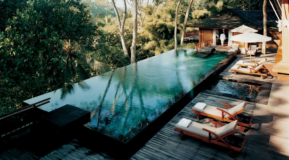 Como Shambhala Resort in Bali