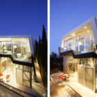 Skywave House in Venice by Coscia Day Architecture and Design
