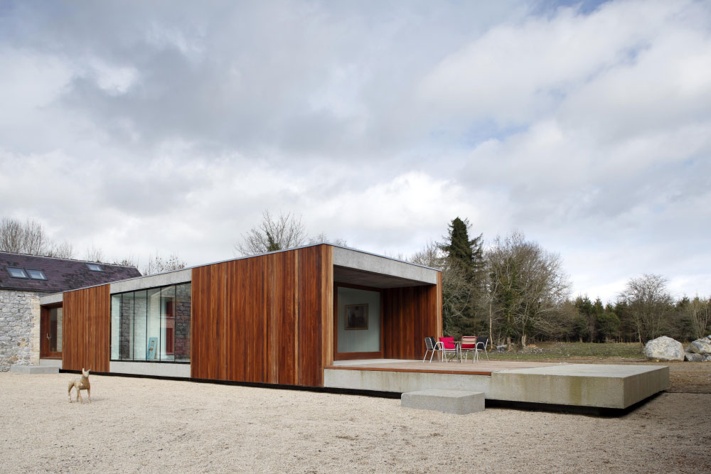 The Stables, a Contemporary Self Catering Villa in Ireland