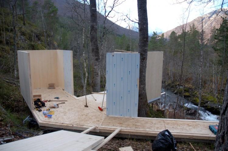 - Minimalist Juvet Landscape Hotel In Norway
