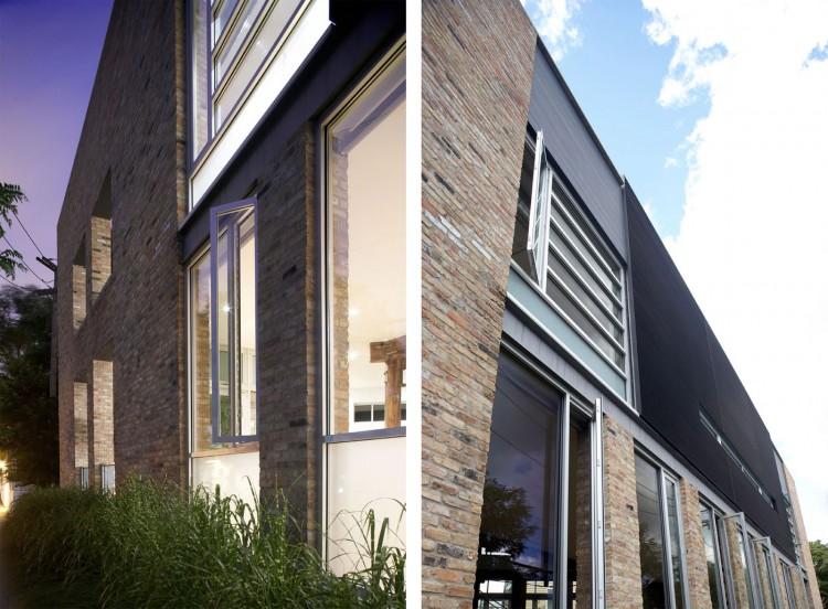 Amazing triangular warehouse conversion in chicago - Maison davis miller hull partnership ...