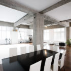 Loft  in Hochelaga-Maisonneuve (HoMa), a district of Montreal, Quebec