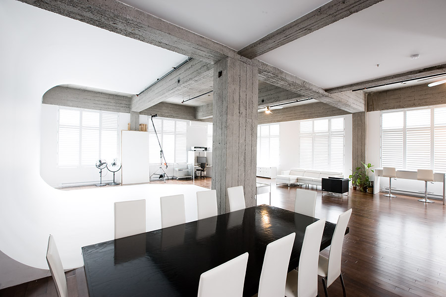 Affordable Loft In Montreal