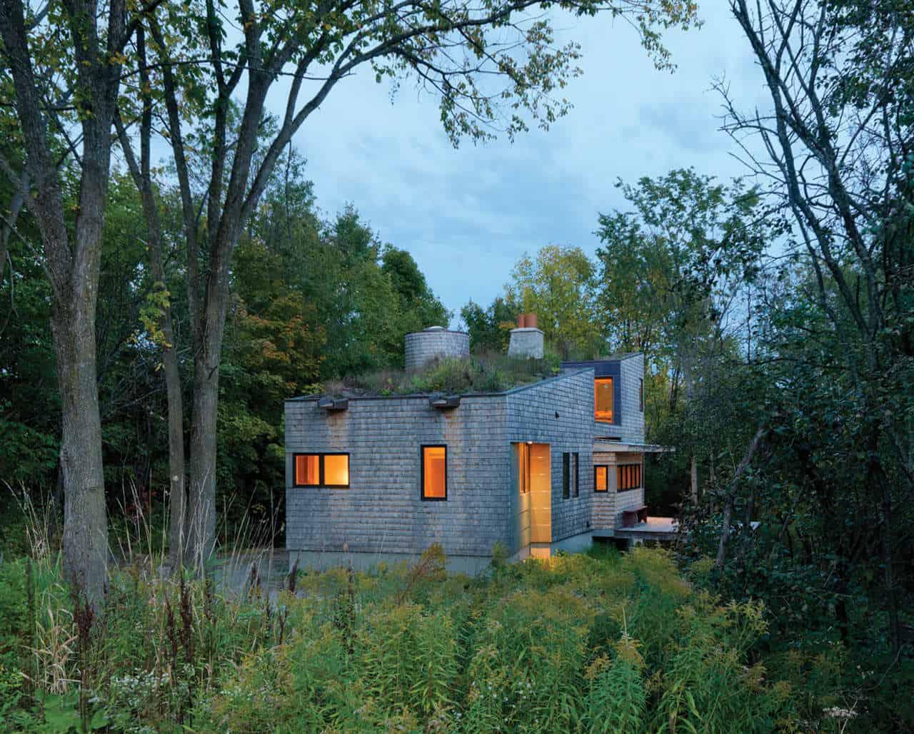 Mc Leod House by John McLeod Architect