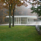 The Olnick Spanu House by Alberto Campo Baeza